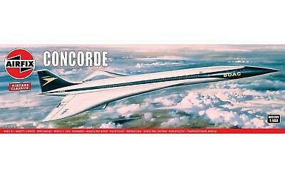 £22.99 • Buy Airfix A05170V Concorde Vintage Classics 1:144 Scale Model Kit New
