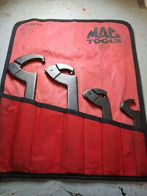 $175 • Buy Mac Tools KB225 Adjustable Pin Spanner Wrench 4 Piece Set