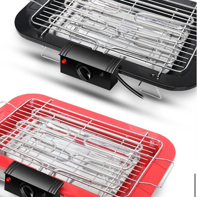 AU36.99 • Buy Portable Electric BBQ Grill Teppanyaki Smokeless Barbeque Pan Hot Plate Table