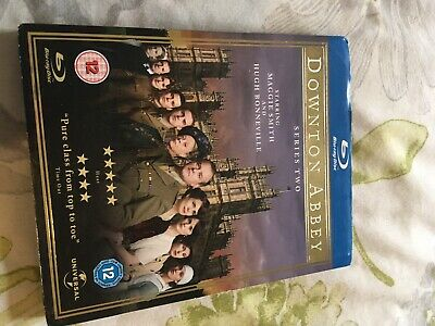 £3.99 • Buy Downtown Abbey Series 2 Bluray
