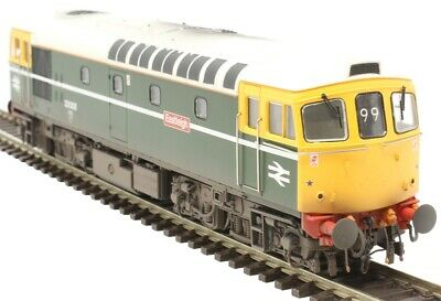 £115.99 • Buy Gaugemaster Collection GM4240101 Class 33/0 33008  Eastleigh  In BR 1980s Green