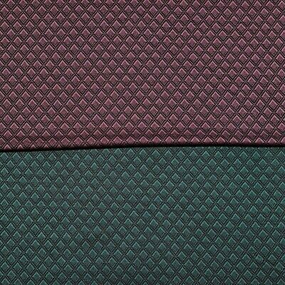 £4.99 • Buy Jersey Knit Fabric Romb Pattern 2 Way Stretch 59  Wide Sold By The Metre