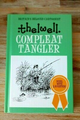 £3 • Buy New Thelwell Compleat Tangler Fishermans Lllustrated Book By Norman Thelwell