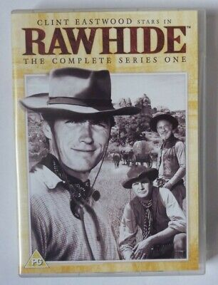 £13.50 • Buy Rawhide - The Complete Series One (DVD, 2010, 6-Disc Set)