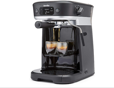 £99.99 • Buy Breville All-in-One Coffee House, Espresso, Filter And Pods Coffee Machine.