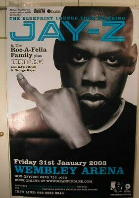£95.58 • Buy JAY-Z - 102x152cm - RARE POSTER ROLLED