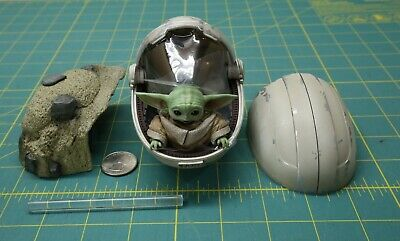 $ CDN194.32 • Buy Hot Toys 1/6 TMS015 The Mandalorian - Grogu  The Child  In Hover Pram With Stand