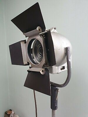 £339 • Buy  Strand Fresnel Spot Light Inline Switch Rank Stand Adjustable Height 2mtrs.