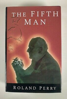 AU25 • Buy The Fifth Man By Roland Perry (Hardcover, 1994) Ist Edition . Espionage, History