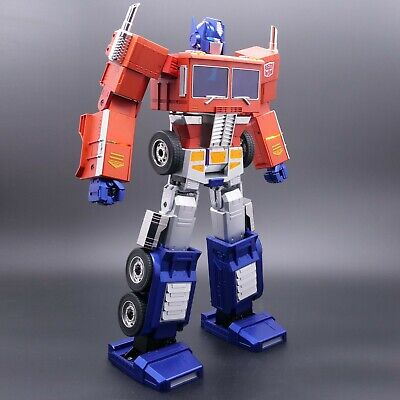 $2499 • Buy TRANSFORMERS Optimus Prime Self-Converting Robot By Robosen. Sold Out Pre Order
