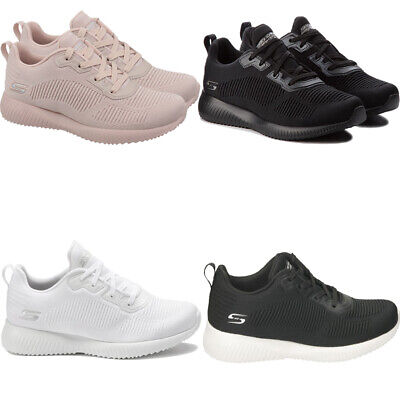 £39.89 • Buy Skechers Womens Trainers Bobs Ladies Casual Sports Running Gym Shoes Sneakers