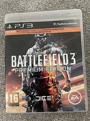 £3.49 • Buy Battlefield 3 Premium Edition (PS3) Game Fast Free Post PlayStation 3