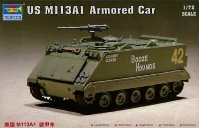 $11.56 • Buy 1/72 TRUMPETER 07238; M113A1 APC Armored Personnel Carrier ( Australian Army)