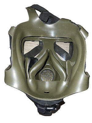 $170 • Buy M40 Gas Mask Complete Comes W 2 Filters