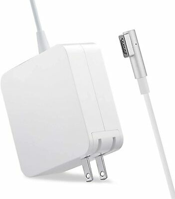 $15.39 • Buy NEW 85W L-tip Power Adapter Charger For Mac MacBook Pro 13  15  17  2011 2012