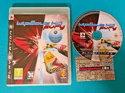 £12.90 • Buy PS3 : Wipeout HD Fury