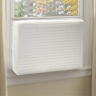 AU18.83 • Buy Anti Dust Air Conditioner Cover Indoor Protective Bedroom Washable Easy Instal
