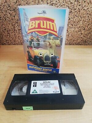 £7.99 • Buy Brum - Runaway Statue And Other Stories (VHS, 2002) Video