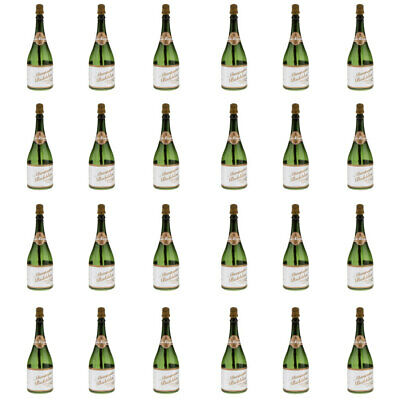 £8.30 • Buy 24Pcs  Champagne Bubbles Bottle Wedding Party Favors Reception New Years