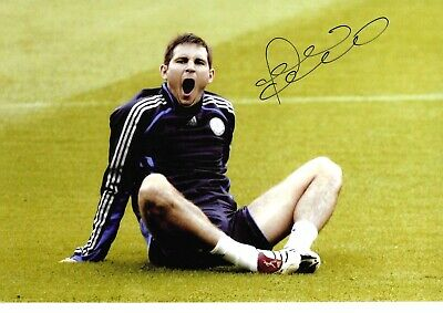 £39.99 • Buy STUNNING FRANK LAMPARD SIGNED CHELSEA FC 12x8 GLOSSY PHOTO3