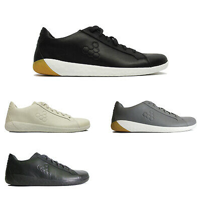£104.60 • Buy Vivobarefoot Mens Trainers Geo Court II Lace-Up Low-Top Running Leather