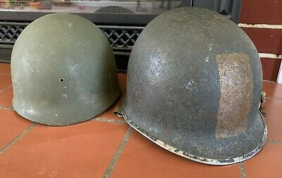 $4000 • Buy WWII McCord M1 Front Seam Helmet Heat Stamp 1036B W/ Westinghouse Liner RARE