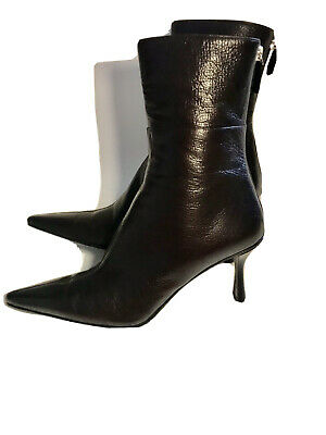 £150 • Buy Gucci Brown Leather Women's Ankle Boots UK 5, EU 38, US 7