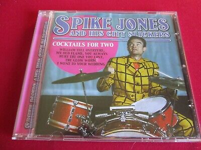 £3.99 • Buy Spike Jones And His City Slickers - Cocktails For Two - Cd