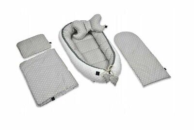 £99.11 • Buy Bedding Set Portable Baby Nest Cocoon Double-Sided Sleeping Cradle Bassinet