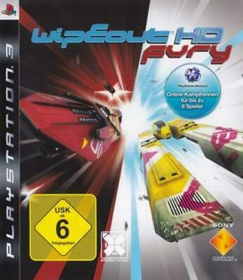 £11.97 • Buy Wipeout HD Fury - PLAYSTATION 3 PS3