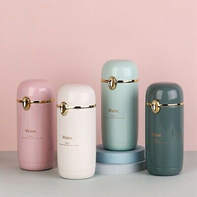 AU19.84 • Buy 280ML Stainless Steel Thermos Water Bottle Coffee Tea Insulated Tumbler Bottle