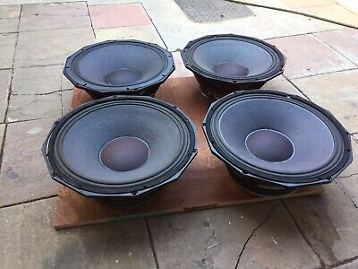 £750 • Buy 4 X Precision Devices PD.1850 800W 18  Driver 8 OHMS MKII