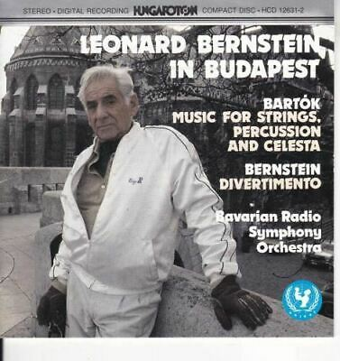 £5 • Buy In Budapest: Music For Strings, Percussion And Celesta CD :  Bernstein