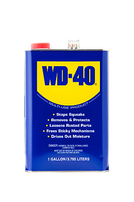 $ CDN32.12 • Buy WD-40 Multi-Use Lubricant Product Heavy Duty 1 Gallon Pack 1 High Performance