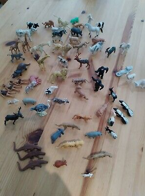 £10 • Buy Zoo And Farmyard Toy Animals Collection