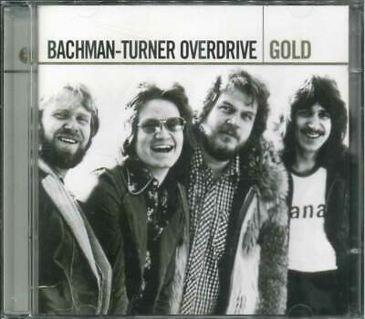 £6 • Buy BTO BACHMAN-TURNER OVERDRIVE  Gold  Best Of 2CD