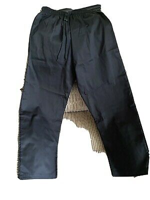 £7 • Buy Chef Trousers Black