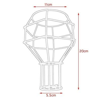 £14.87 • Buy E26/27 Hanging Lampshade Iron Wire Cage For Pendant Light Chandelier Living Room