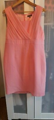 AU12.91 • Buy Ladies Special Occasion Dress Size 16 From Et Vous