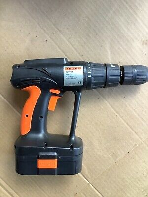 £5 • Buy Challenge Cordless Drill Bd0405 With Case Not Charging