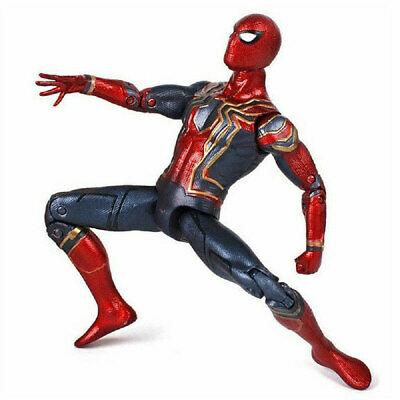 £6.94 • Buy Avengers 3 Infinity War Iron Spiderman 6 Spider Man Action Figure  Gifts Toys UK