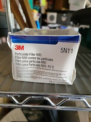 $ CDN14.86 • Buy 3m 5n11 Filter New In Sealed Carton/ 10 Pcs! Free Shipping! Filters Only!