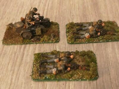 £9.01 • Buy 1:72 WW2 German Machine Gun Crews And Motorcycle, New And Well Painted.