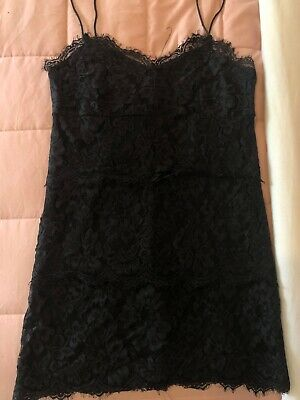 £3 • Buy Hearts And Bows Lace Dress Size 12