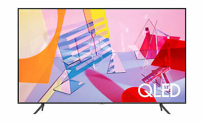 £525 • Buy Samsung QE50Q60T 2020 50  Inch QLED 4K Quantum HDR Smart TV With Tizen OS