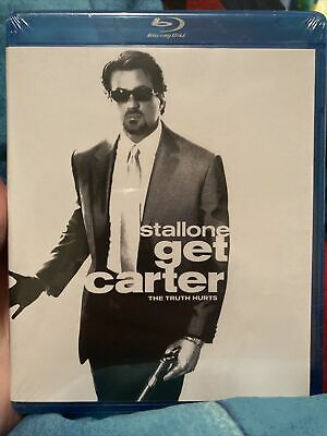 £16.36 • Buy Get Carter (2000) (Blu-ray, Region Free) BRAND NEW SEALED RARE OOP STALLONE