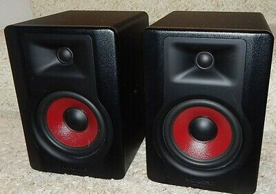 $189 • Buy M-Audio BX5 D3 5  Powered Studio Reference Monitor Pair - Barely Used