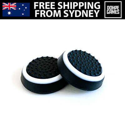AU3.95 • Buy 1 Pair Of Thumb Grips For PS5 PS4 PS3 PS2 Xbox Series X S One 360 Switch Pro BwW