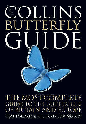£61.87 • Buy (Good)-Collins Butterfly Guide: The Most Complete Field Guide To The Butterflies