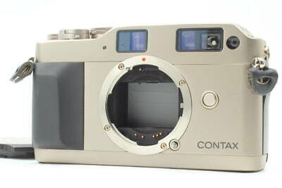$ CDN272.06 • Buy **AS IS** Contax G1 Green Label Rangefinder Film Camera Body Only From JAPAN